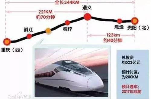 重庆龙八官方网站-渝贵铁路开通运