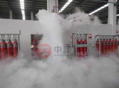 管网气体龙8手机app系统的喷头压力是多大?